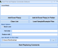 Excel Find and Replace Comments Software Screenshot 0