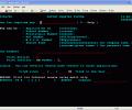 Mocha W32 TN3270 Screenshot 0