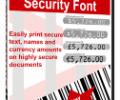 IDAutomation Security Fonts Screenshot 0
