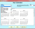 Calendar Magic Screenshot 1