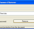 Office Password Remover Screenshot 0