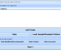 Delete Files By Date Software Screenshot 0