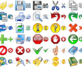 Toolbar Icon Set Screenshot 0
