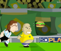 Run Ronaldo, Run Screenshot 0