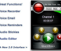QuickVoice for OSX Screenshot 0