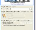 CD ROM Drive Remote Disabler Screenshot 0