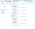 Domain Portfolio Screenshot 0
