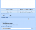 Excel Extract Images From Multiple Workbooks Software Screenshot 0