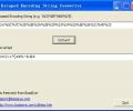 URL Escaped Encoding Decoder Screenshot 0
