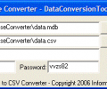 DataConversionTools.com MDB Exporter Screenshot 0