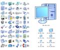 Hardware Icon Library Screenshot 0