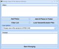 Change Case Of File Names Software Screenshot 0