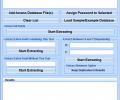 MS Access Extract Data & Text Software Screenshot 0