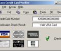 Easy Credit Card Verifier Screenshot 0