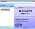 Time Clock MTS Screenshot 2