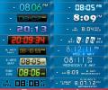 Free Desktop Clock Screenshot 0