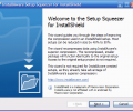 InstallAware Setup Squeezer for InstallShield Screenshot 0