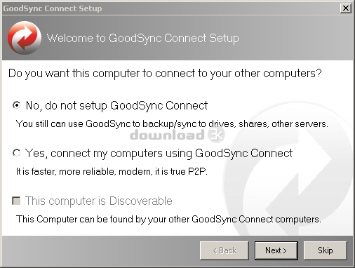 GoodSync 10 10 5 Review & Alternatives - Free download - File and