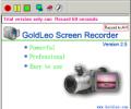GoldLeo Screen Recorder Screenshot 0