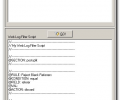 Web Log Filter Screenshot 0