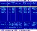 Cute Partition Manager Screenshot 0