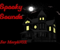 Spooky Sounds - MorphVOX Add-on Screenshot 0