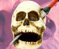 Skully Halloween Wallpaper Screenshot 0