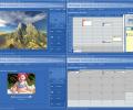 Desktop Calendar and Planner Software Screenshot 0