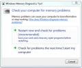 Microsoft Windows Memory Diagnostic Screenshot 1