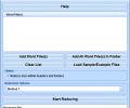 MS Word File Size Reduce Software Screenshot 0