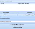 Rename Multiple Folders At Once Software Screenshot 0