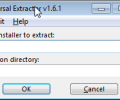 Universal Extractor Screenshot 1