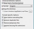 Universal Extractor Screenshot 2