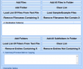 Copy Files To Multiple Folder Locations Software Screenshot 0