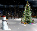 Christmas Eve 3D Screensaver Screenshot 0
