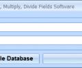 MS Access Add, Subtract, Multiply, Divide Fields Software Screenshot 0