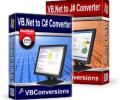 VBConversions VB.Net to C# and J# Converters Screenshot 0