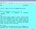 Mocha W32 Telnet/SSH Screenshot 0