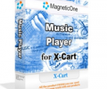Music Player for X-Cart Screenshot 0
