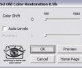 MSU Old Color Restoration for VirtualDub Screenshot 0