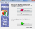 WMBackup - Windows Live Mail Backup Software Screenshot 0