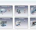 Spiceworks Free IT Management Software Screenshot 0