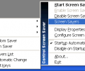 Control Screen Saver Screenshot 0