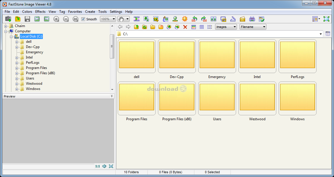 Faststone Image Viewer 7 3 Review & Alternatives - Free download - A