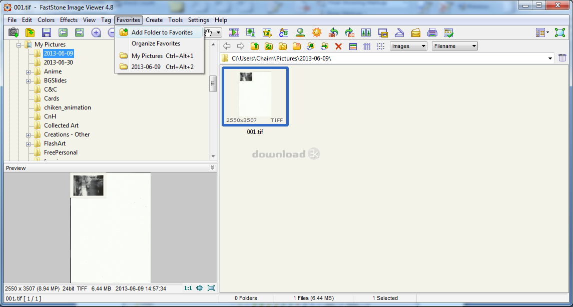 Faststone Image Viewer 7 4 Review & Alternatives - Free