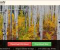 Webshots Desktop 2006 Screenshot 1