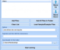 Join Multiple Lines Into One Software Screenshot 0
