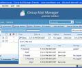 Group Mail Manager Premier Screenshot 0