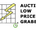 Auction Low Price Grabber Software Screenshot 0
