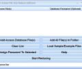MS Access File Size Reduce Software Screenshot 0